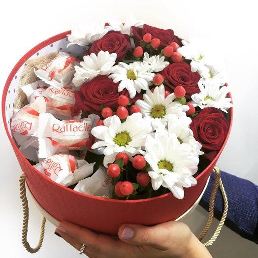Незнакомке: букеты цветов на заказ Flowwow