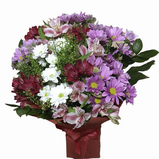 Букет Лесная фея: букеты цветов на заказ Flowwow