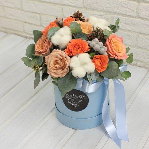 Чудная ночь: букеты цветов на заказ Flowwow