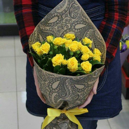 Шайн: букеты цветов на заказ Flowwow