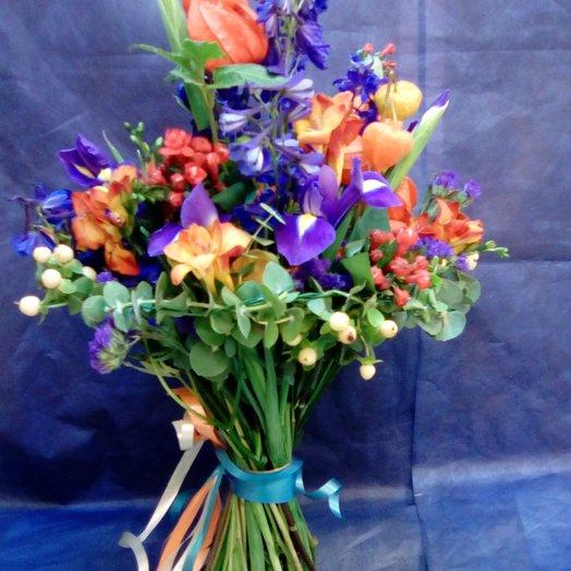 Букет Факел: букеты цветов на заказ Flowwow
