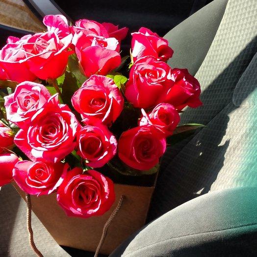 Хот Шот: букеты цветов на заказ Flowwow