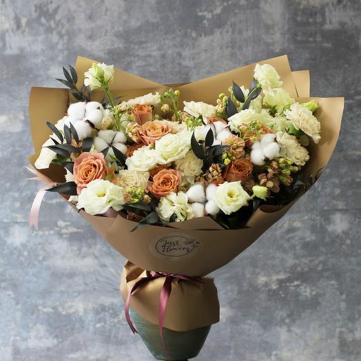 Букет 30: букеты цветов на заказ Flowwow