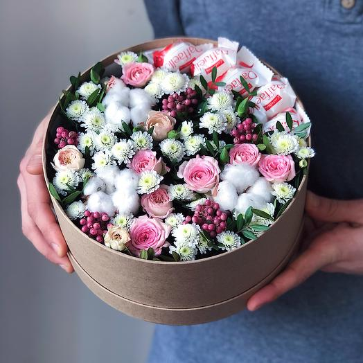 Ring 7 Средний: букеты цветов на заказ Flowwow