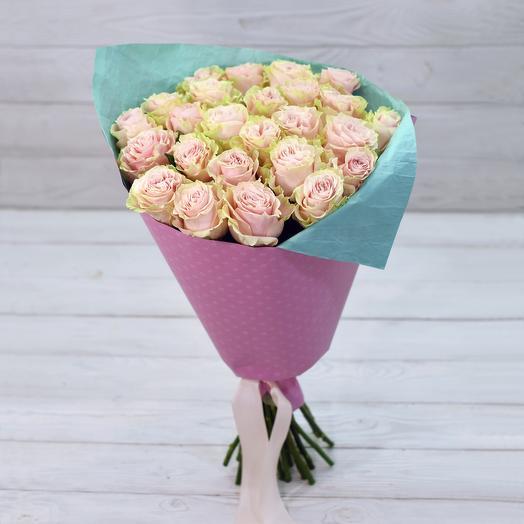 Букет Айскрим: букеты цветов на заказ Flowwow