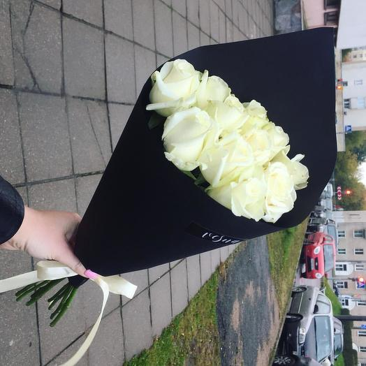 Букет 133: букеты цветов на заказ Flowwow