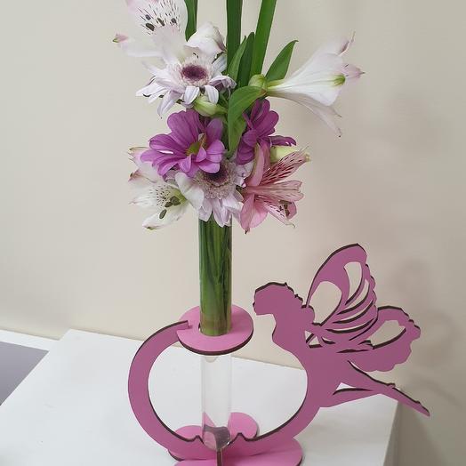 Полет нежности: букеты цветов на заказ Flowwow