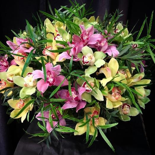 Жаркие тропики: букеты цветов на заказ Flowwow