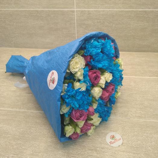 Весеннее вдохновение 2: букеты цветов на заказ Flowwow