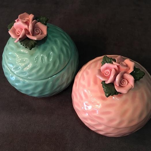 Набор шкатулок: букеты цветов на заказ Flowwow