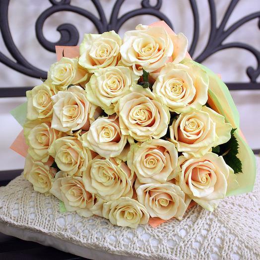 Букет 31 19 шт - 50 см: букеты цветов на заказ Flowwow