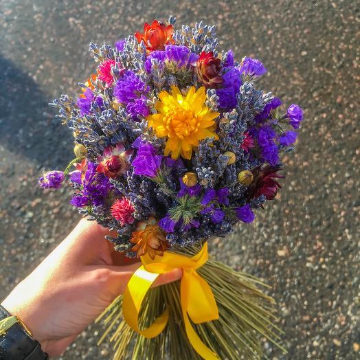 Солнечный Кучерявый: букеты цветов на заказ Flowwow