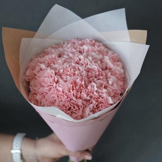 Букет 195: букеты цветов на заказ Flowwow