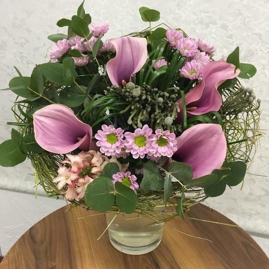 Возвышенная любовь: букеты цветов на заказ Flowwow