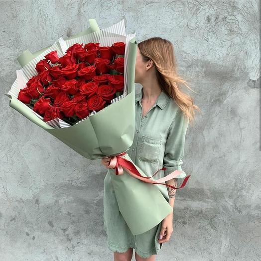 Любовь♥️: букеты цветов на заказ Flowwow