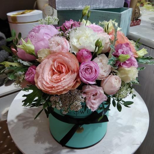 Нежное мгновение: букеты цветов на заказ Flowwow