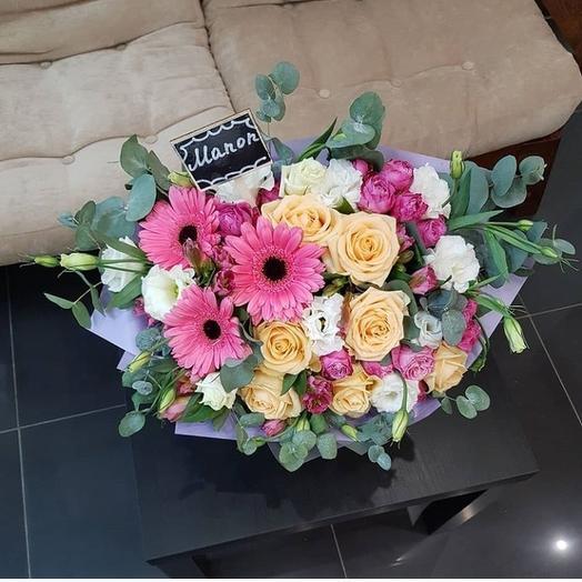"""Букет """"Manon"""": букеты цветов на заказ Flowwow"""
