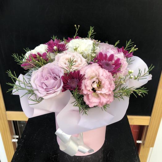 Нежный сон💓: букеты цветов на заказ Flowwow
