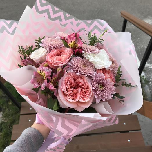 Самой прекрасной: букеты цветов на заказ Flowwow