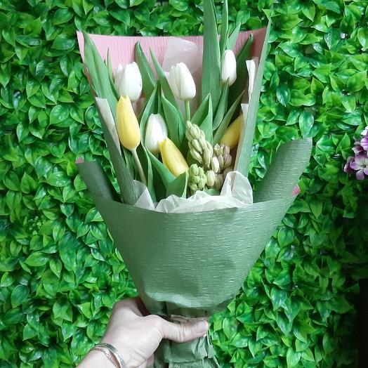 А у нас весна: букеты цветов на заказ Flowwow