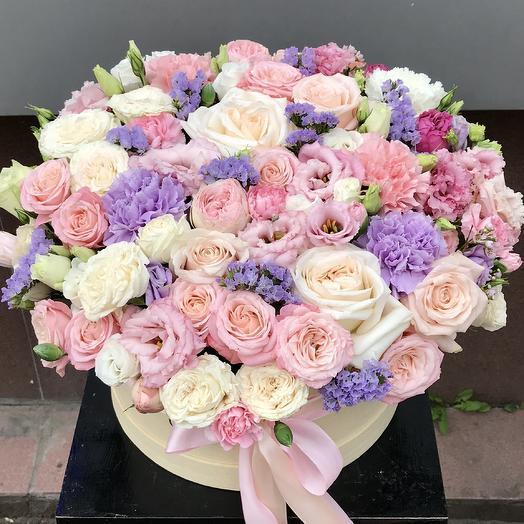 Для прекрасной ️: букеты цветов на заказ Flowwow