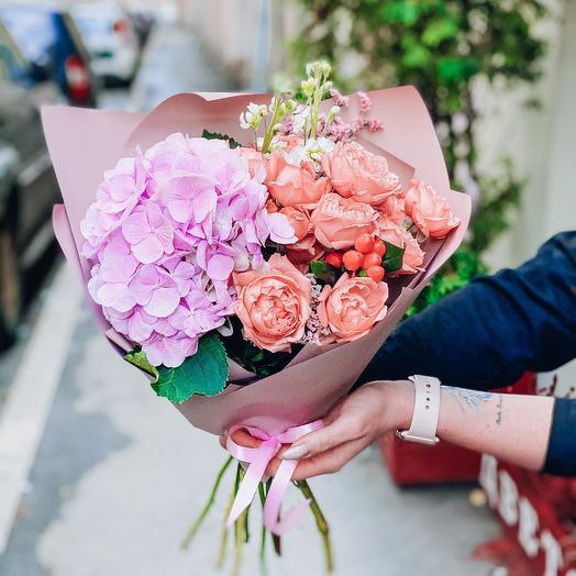 Ласка: букеты цветов на заказ Flowwow