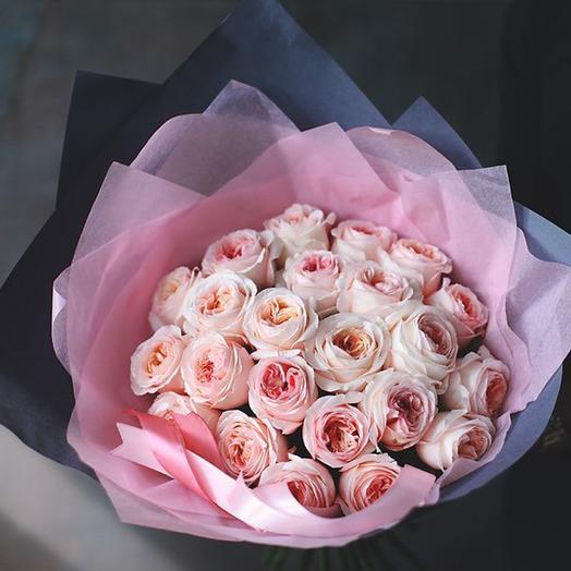 "Букет ""Анжи Романтика"" Medium: букеты цветов на заказ Flowwow"