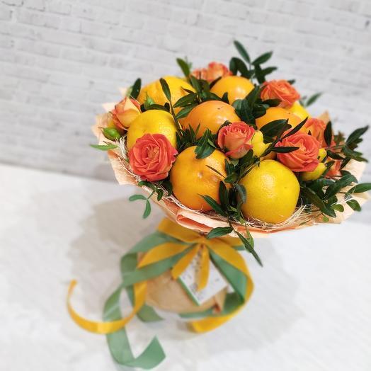 """Букет """"Рыжик"""": букеты цветов на заказ Flowwow"""