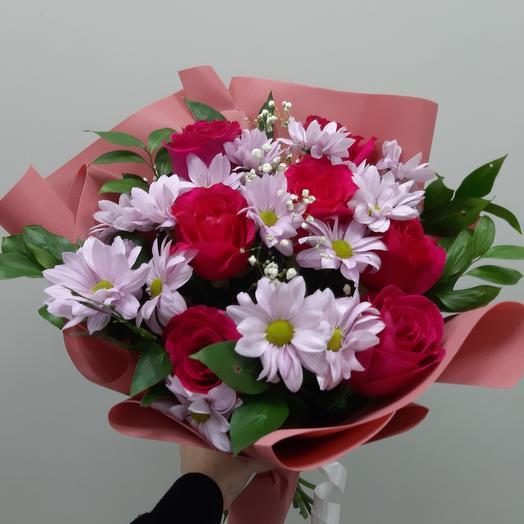 Bouquet 299: flowers to order Flowwow