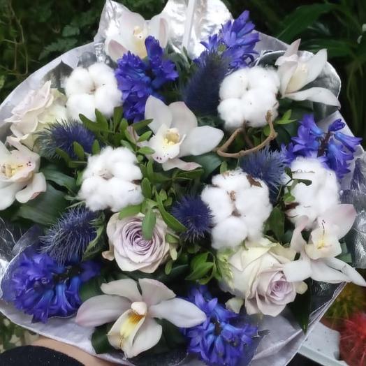Нежное вдохновение: букеты цветов на заказ Flowwow