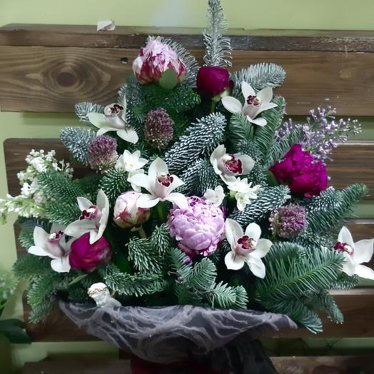Июнь в декабре🤗: букеты цветов на заказ Flowwow