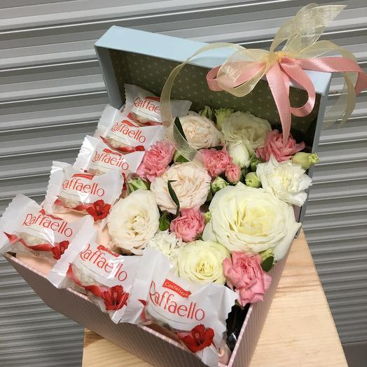 Композиция «Пинк»: букеты цветов на заказ Flowwow