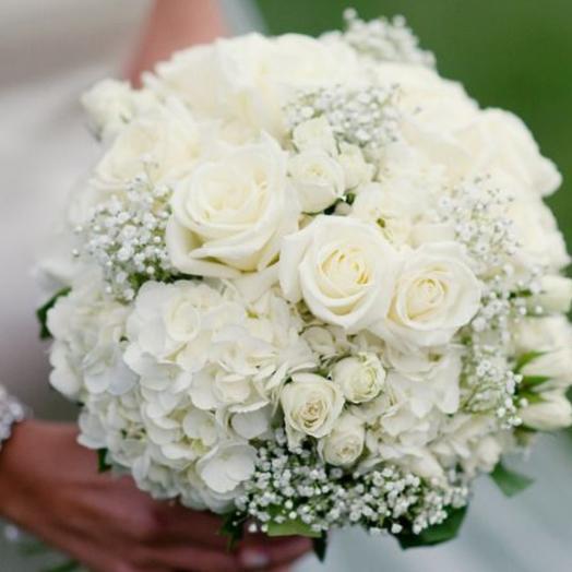Белый лебедь: букеты цветов на заказ Flowwow