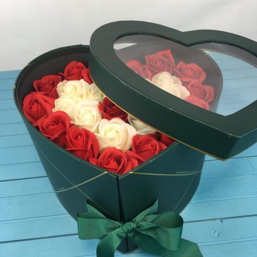 Шикарный набор: букеты цветов на заказ Flowwow