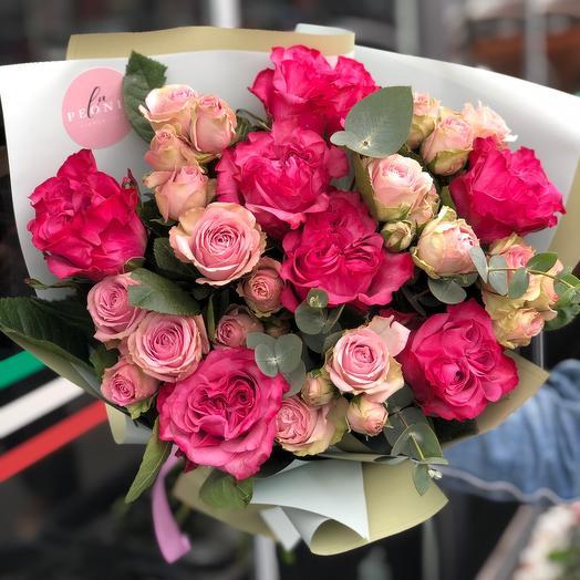 Розовый сад 💞
