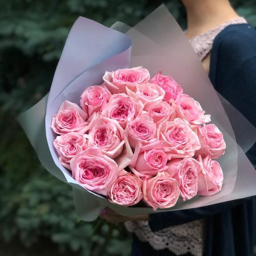 19 ароматных роз