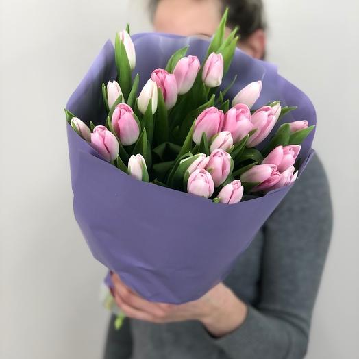 25 тюльпан