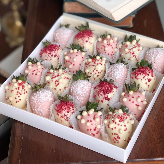 Клубника в шоколаде Spring (20-25 ягод)