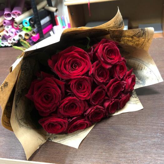 15 роз осени
