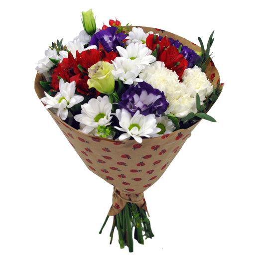 Букет Плутон: букеты цветов на заказ Flowwow