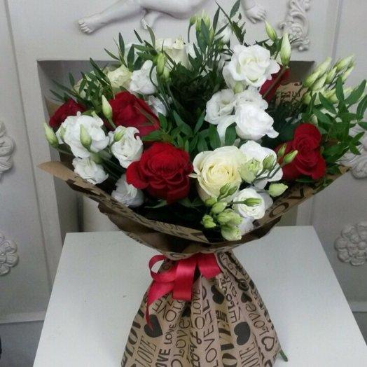 Любовь в облаках: букеты цветов на заказ Flowwow