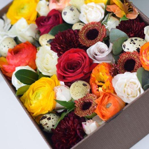 Яркие мгновения: букеты цветов на заказ Flowwow
