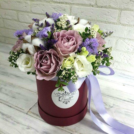 Весна в Бордо: букеты цветов на заказ Flowwow