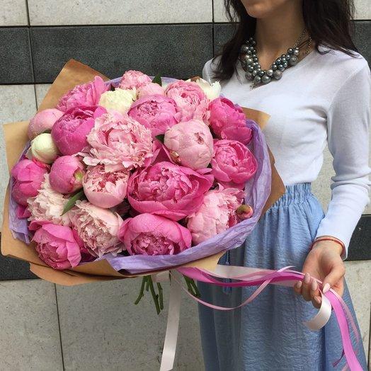 Ароматное чудо: букеты цветов на заказ Flowwow
