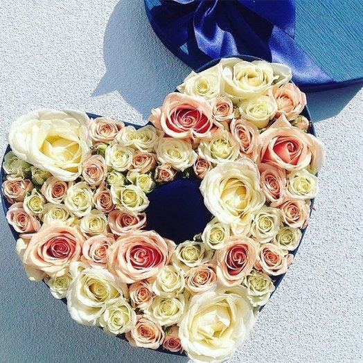 Предложение любимой: букеты цветов на заказ Flowwow