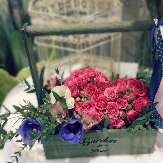 Цветочное признание