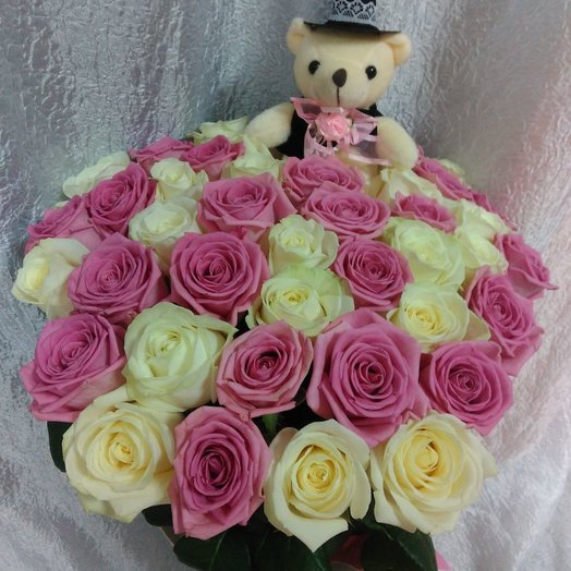 The pure in heart: flowers to order Flowwow