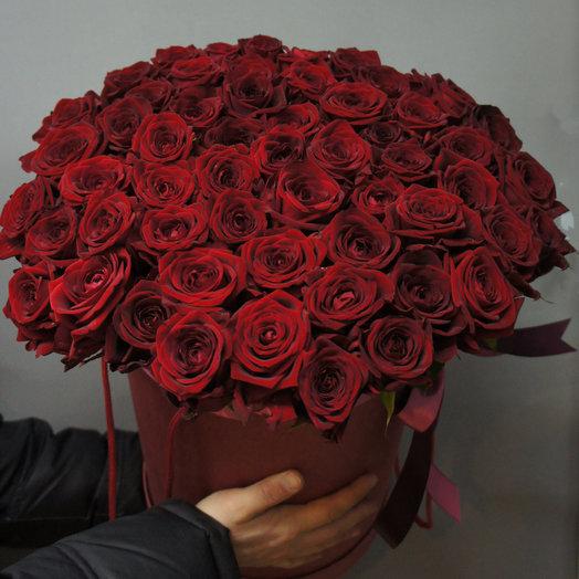 Pure passion: букеты цветов на заказ Flowwow