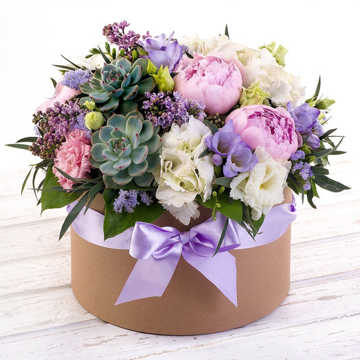 Миледи: букеты цветов на заказ Flowwow