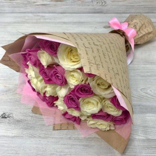 Сиренада: букеты цветов на заказ Flowwow
